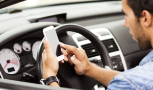 Backseat Safety_texting and driving