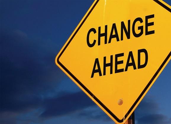 The bittersweet feelings of change