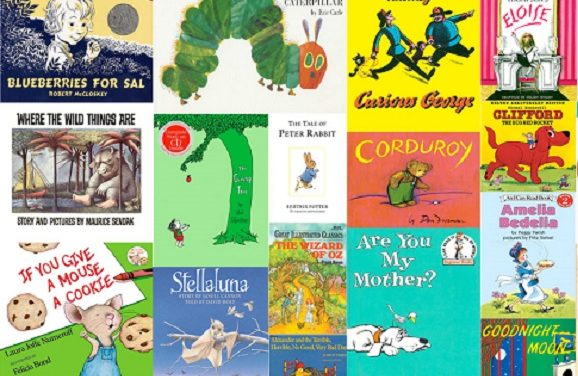 Children's Books We Loved