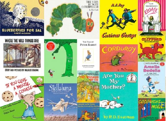 Children's Books We Loved