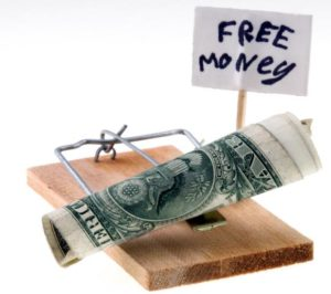 trading morals for money_mouse trap