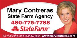 StateFarm Agent Mary Contreras