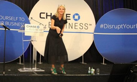 My Moment with Mel Robbins