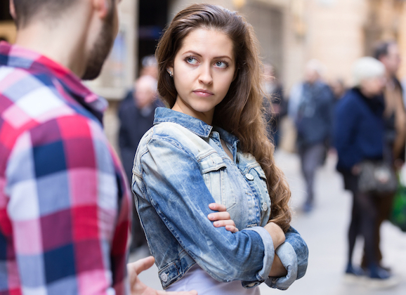 Getting Catcalled: It's Street Harassment