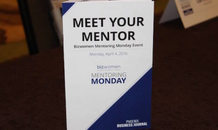A Mentoring Monday with the Bizwomen