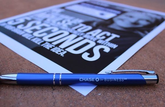 Chase for Business with Mel Robbins