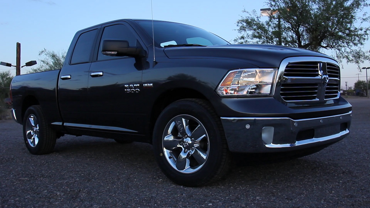 2016 dodge ram 1500 video review scottsdale. Black Bedroom Furniture Sets. Home Design Ideas