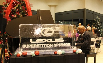 Holiday Party at Superstition Springs Lexus