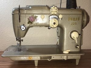 Lizza Phaff Sewing Machine