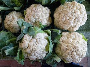 Healthier alternatives cauliflower