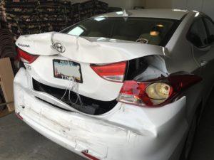 my broken car