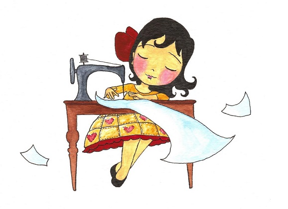 My Sewing Machine and Me