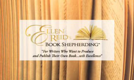 Welcome Ellen Reid, SmartFem's First Book Shepherd