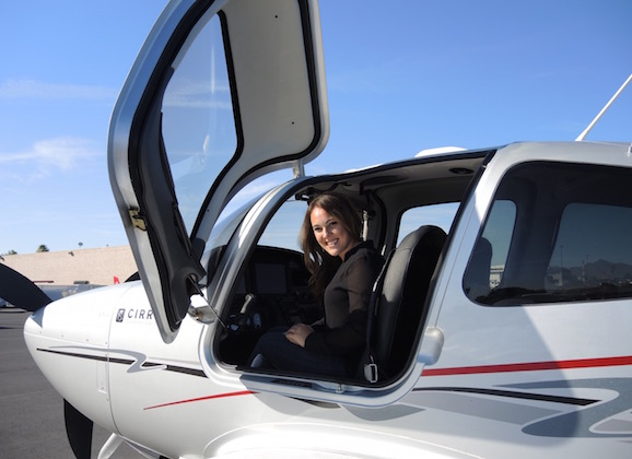 Women Pilots Take To The Air in Record Numbers