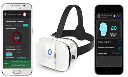 Virtual Reality Now Used for Self-Help