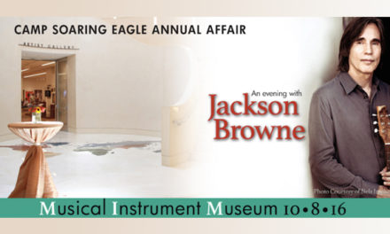 Camp Soaring Eagle Annual Affair: An Evening With Jackson Browne