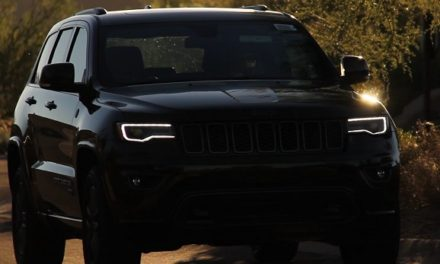 Jeep Grand Cherokee 75th Anniversary Edition