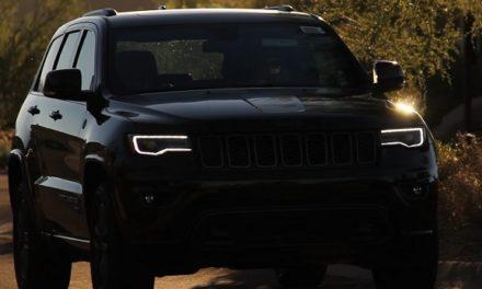 Jeep Grand Cherokee 75th Anniversary Edition