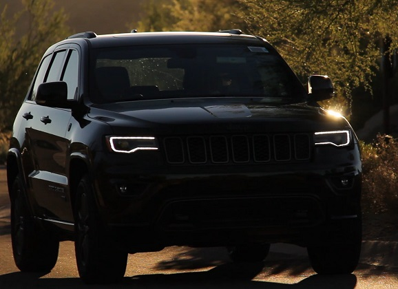 jeep grand cherokee 75th anniversary edition review. Black Bedroom Furniture Sets. Home Design Ideas