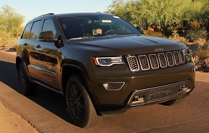 eep Grand Cherokee 75th anniversary edition