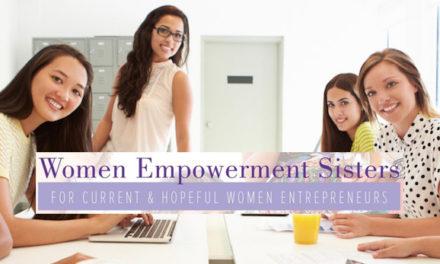 W.E. Sisters- A Platform for Women Entrepreneurs