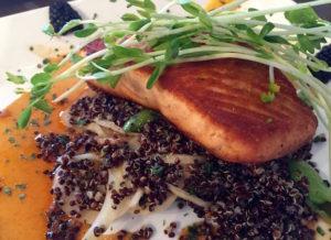 Herb Box Salmon