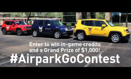 Airpark Chrysler Jeep Dodge's Pokémon Go Contest