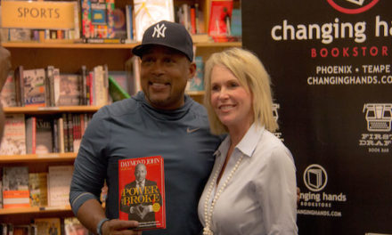 Shark Tank's Daymond John Talks About New Book, 'The Power of Broke'