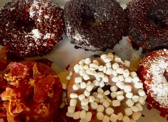 Not Your Average Doughnut: The Fractured Prune