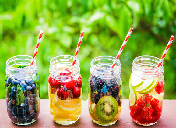 Five Great Drinks To Stay Hydrated