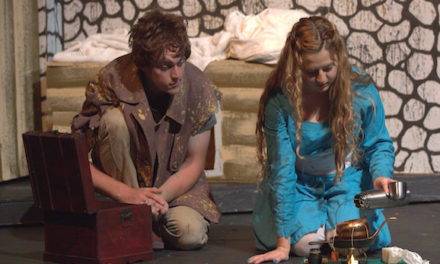 A Review: The Brelby Theatre's The Oz Chronicles