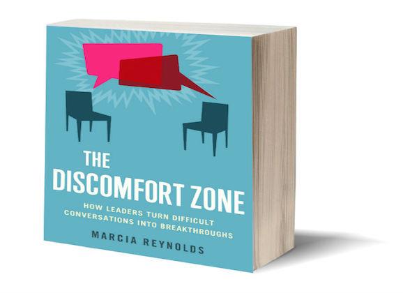 Golden Opportunities Inside The Discomfort Zone