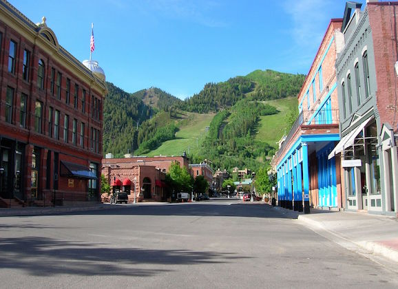 Aspen, Colorado – Not Just Another Pretty Face