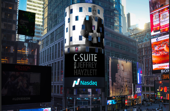 Jeffrey Hayzlett and C-Suite Raise the Bar for Executive Conferences