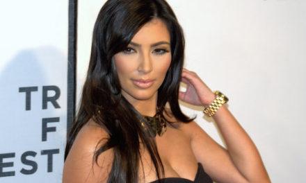 Costume Mocking Kim Kardashian Sparks Outrage