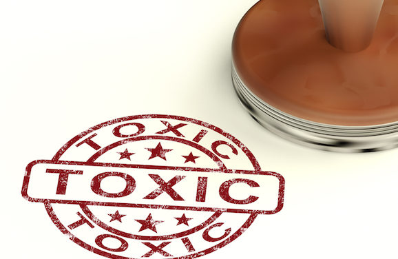 Make Your Safe Haven Safe Again-Throw Out the Toxic