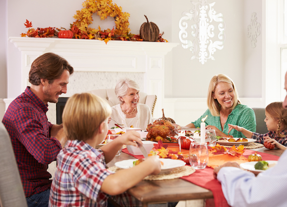 5 Feminist Conversations To Have At the Thanksgiving Table