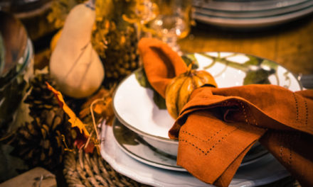 Stovetop Scents For This Thanksgiving