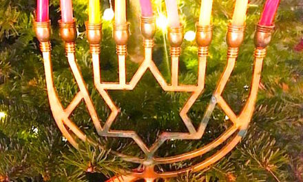 How To Celebrate The Holidays, With Mixed Religious Backgrounds And Traditions.
