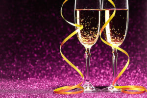 Go Wild With Bubbles This New Year's Eve