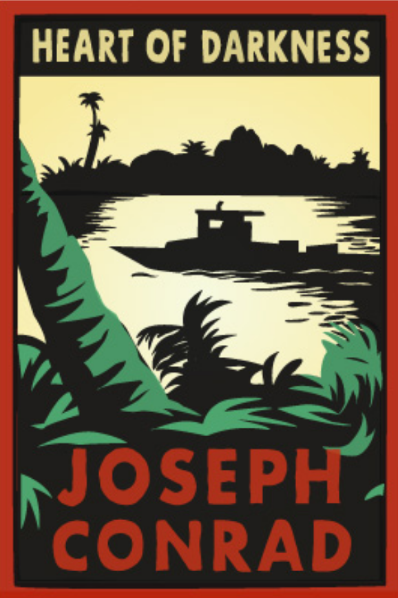 the europeans view of colonization in heart of darkness a novel by joseph conrad Heart of darkness criticize colonialism and civilization' and find homework help for other heart of darkness questions at enotes joseph conrad's heart of.
