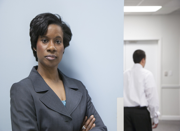 To All Women: Speak Up Against Workplace Harassment
