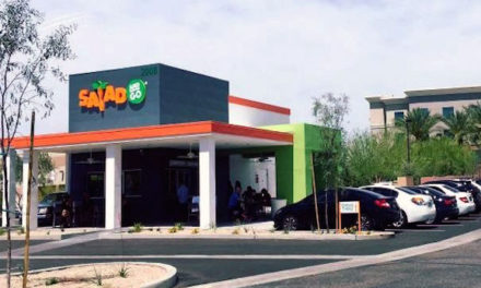 Salad and Go: Reinventing Fast Food