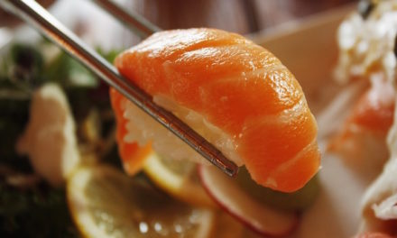 CDC Warns U.S. Consumers of Salmon Tapeworm