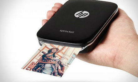 HP Portable Printer Puts A New Spin On Photosharing