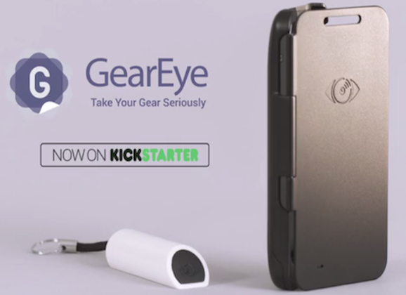 Keep Track Of Your Things With GearEye
