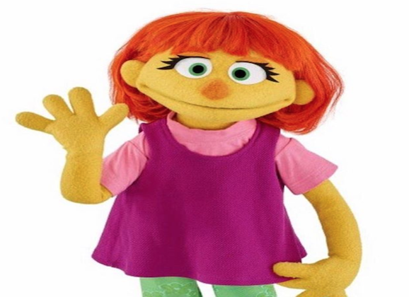 Sesame Street Debuts Muppet Who Has Autism