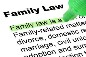Family Law with Attorney DeeAn Gillespie