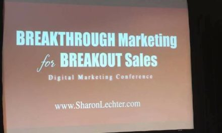Breakthrough Marketing for Breakout Sales Event Gets Thumbs Up
