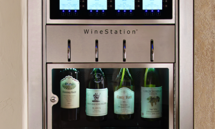 This Wine Station Is What Dreams Are Made Of